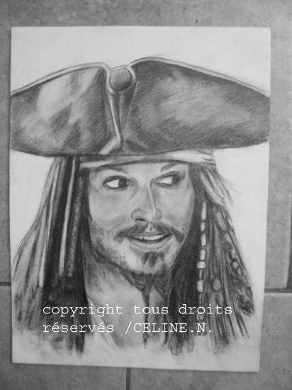 Johnny Depp por linsay56